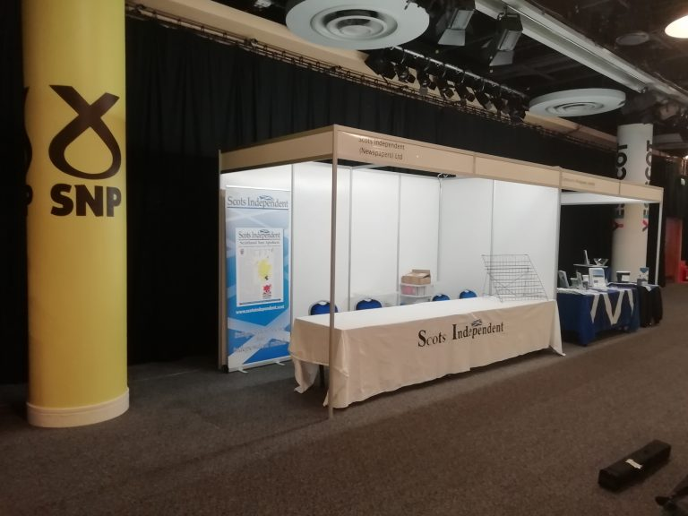 shell scheme hire for snp event