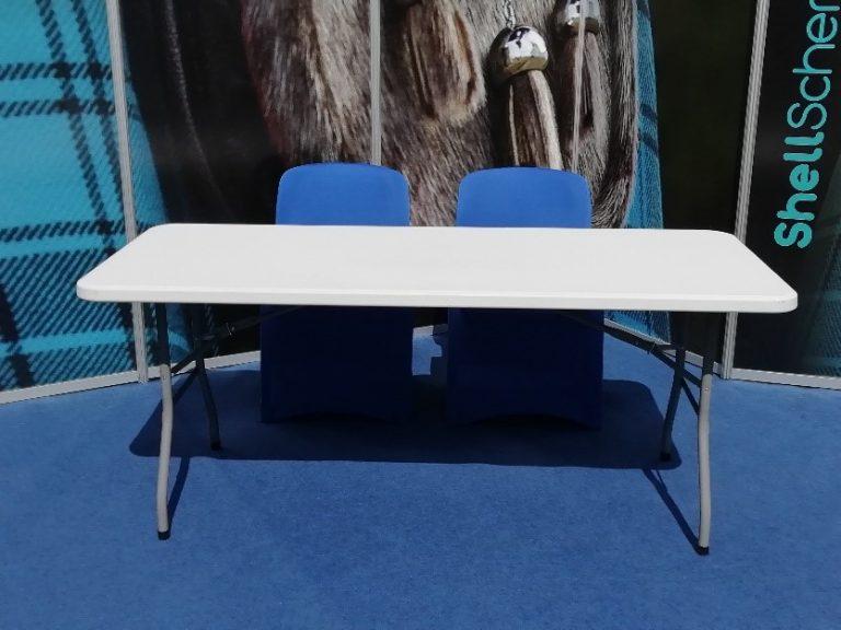 equipment hire trestle tables