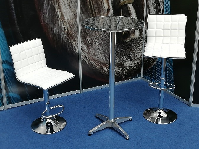chairs and table equipment hire